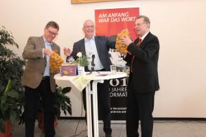 Luther-Gottesdienst mit Dr. Christoph Morgner & Michael Grosse-Bröhmer MdB