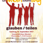 Bezirksgemeinschaftstag in Seevetal am 12. September 2017