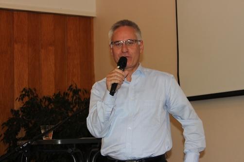 Bernd Wahlmann, Diplom Theologe